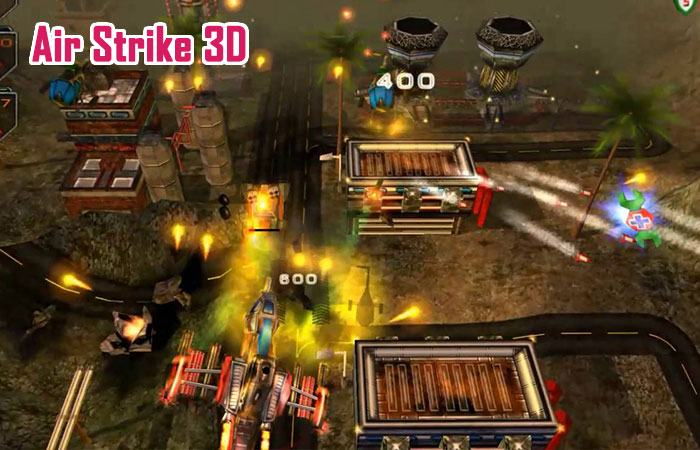 download game bắn máy bay 3d