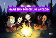 Game sinh tồn offline cho android