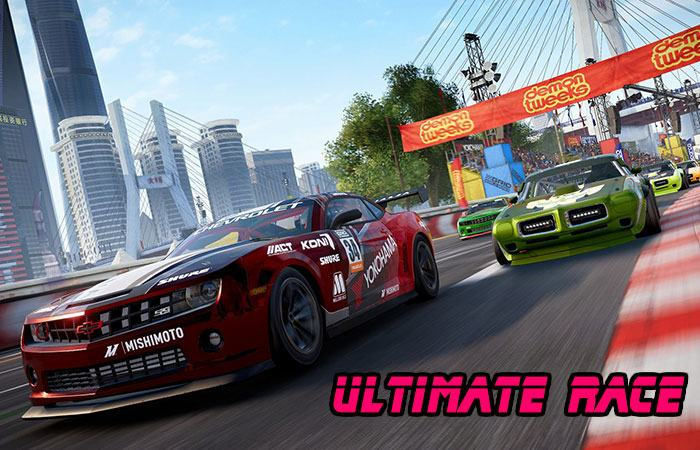 Game đua xe cực hot 2019 Ultimate Race