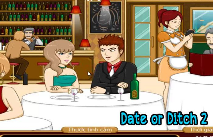 Game Mobile dành cho nữ Date or Ditch 2