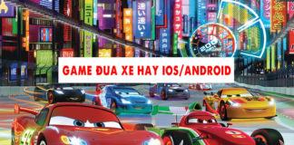 Top game đua xe hay trên iOS, android