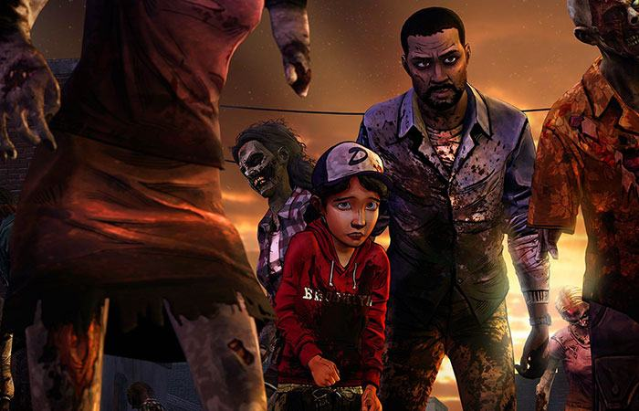 Game kinh dị online cực hay Walking Dead