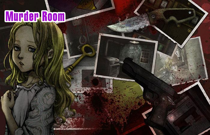 Top game kinh dị hay Murder Room