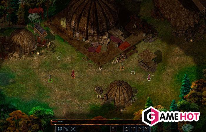 Game rpg offline cho pc nhẹ Baldur's Gate II: Enhanced Edition