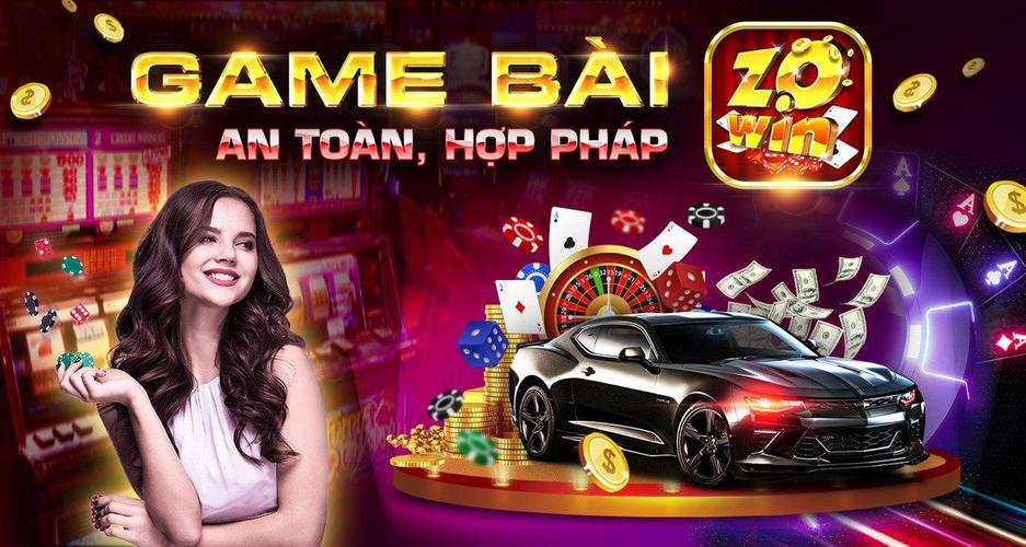 top game bài zowin